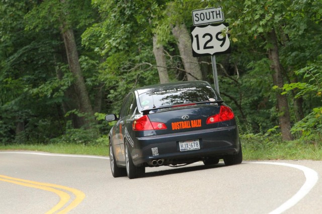 Dustball Rally - Tail of the Dragon!